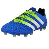 59a7288a42e Adidas performance - Ace 16.1 Fg AG Chaussures de Football Homme Bleu Jaune  Sprintframe