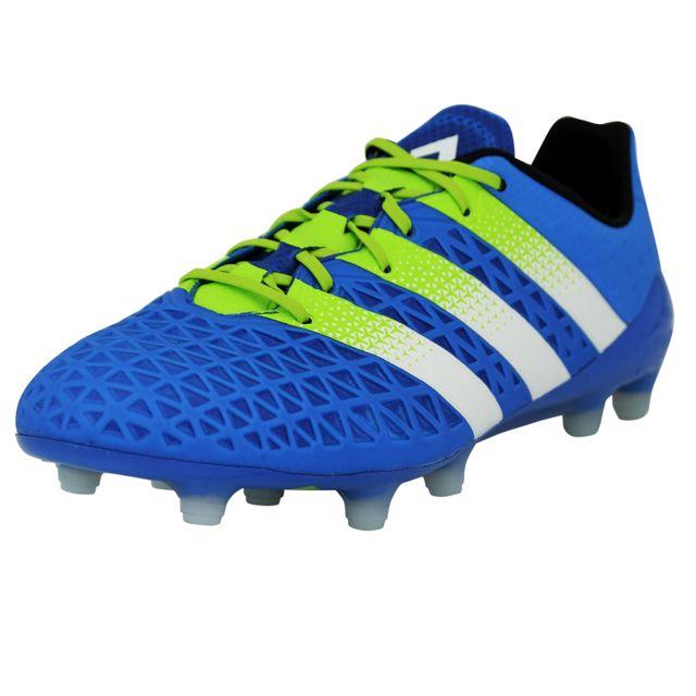 online retailer 25756 5348b Adidas performance - Adidas Performance Ace 16.1 Fg AG Chaussures de  Football Homme Bleu Jaune