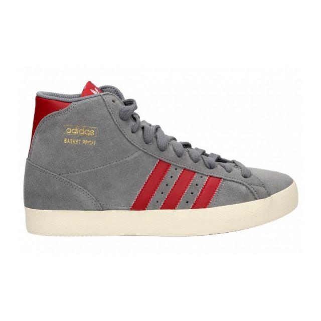 Adidas original Basket adidas Basket Profi Gris Q34166 41