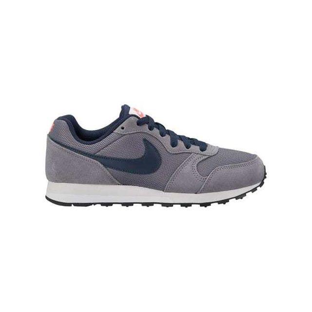 Runner Gris 2 Enfant Chaussures Nike Foncé Cher Pas Md Bleu Gs Xn0wk8PO