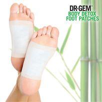 Vimeu-Outillage - Foot Patch Détox Pieds Dr Gem