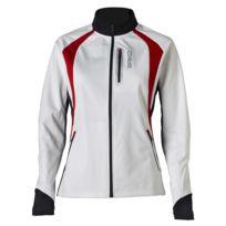 Briko - Evo Lady Jacket Blanche Veste de ski de fond femme