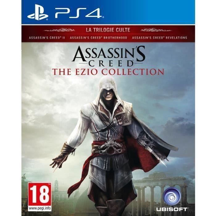 ASSASSIN CREED EZIO COL - PS4