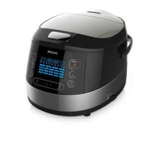 Philips multicuiseur viva collection hd473777 achat - Cuisson vapeur multicuiseur philips ...