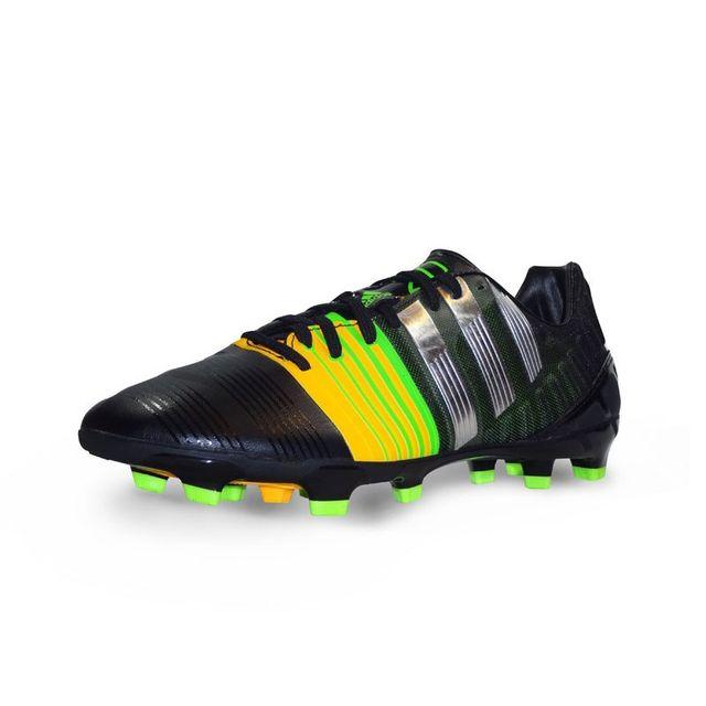 size 40 07cda b0c70 low price adidas nitrocharge 1.0 fg blu af2d0 a327e