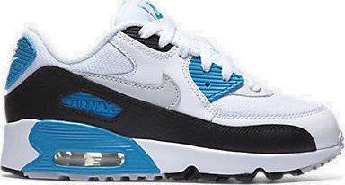 promo code f06c0 73662 Nike - Basket Nike Air Max90 (PS) Blanc 833420-101-28.5 -
