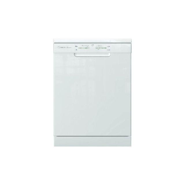 CANDY Cdpn1l540pw - Lave Vaisselle Pose Libre - 15 Couverts - 45 Db - A+ - L60cm - Blanc