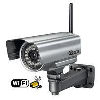 Yonis - Caméra ip wifi extérieur iPhone iPad Android vision nocturne étanche