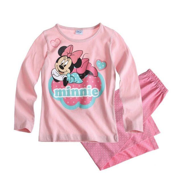 7c2fa513f616b Minnie - Pyjama Disney 8 9 ans - pas cher Achat   Vente Pyjamas -  RueDuCommerce