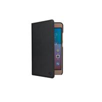 MUVIT - Etui Folio Stand Noir pour Huawei Honor 5X