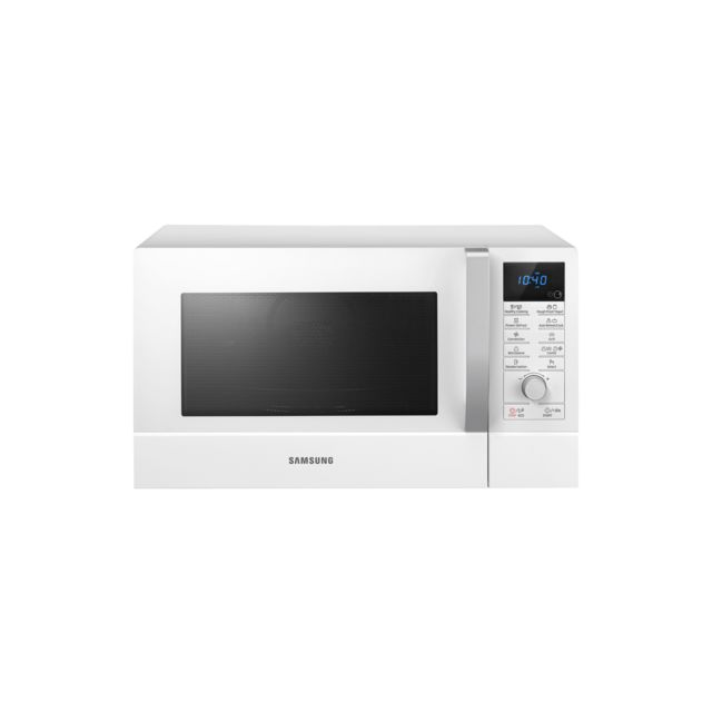 Samsung - Micro-ondes Multifonctions CE107M-4W/XEF Blanc