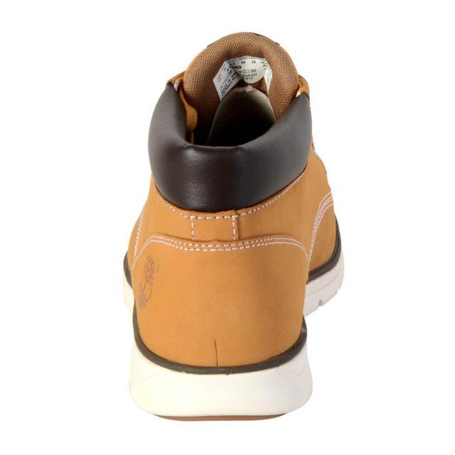 Timberland - Chaussure A1989 Bradstreet Chukka Le Wheat Marron
