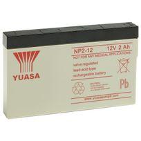 Yuasa - Batterie Np2-12
