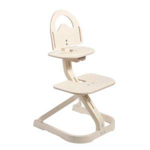 svan chaise haute blanc d lav naissance pas cher achat vente chaises hautes rueducommerce. Black Bedroom Furniture Sets. Home Design Ideas
