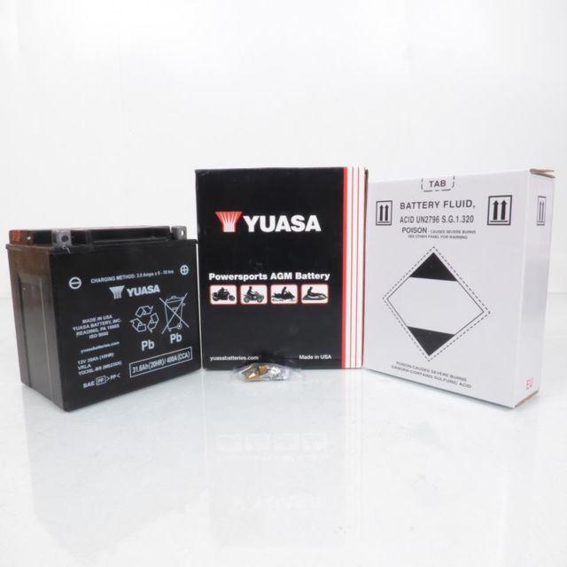 Batterie Quad Cf moto 800 Cforce Eps 2014-2016 Yix30L / 12V 30Ah Neuf