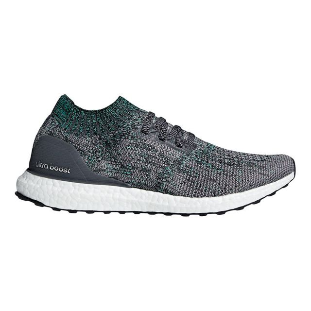 huge discount 3b135 aad30 Adidas - Chaussures adidas Ultra Boost Uncaged gris vert blanc