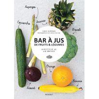 Marabout - Bar à jus de fruits et légumes Livre, éditeur