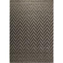 Esprit - Tapis Highway gris soutenu pour salon ou chambre des parents par Home - Couleur - Gris, Taille - 120 / 170 cm