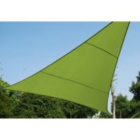 Hespéride - Toile solaire / Voile d'ombrage Anori - 2 x 2 x 2 m Vert