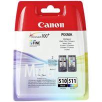 CANON - PG510-CL511 - Multipack Cartouche d'encre 4 couleurs