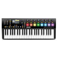 Akai - Advance49 - Clavier maître 49 notes écran 8 pads