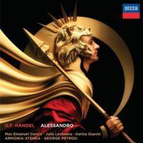 Decca - G. F. Handel : Alessandro