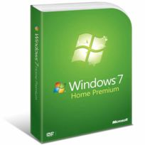 Microsoft - Windows 7 Familiale Premium 32 Bit / 64 Bit