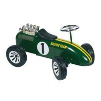 Gollnest & Kiesel - 14150 - VÉHICULE Pour Enfant - Porteur - Racing Team - Vert