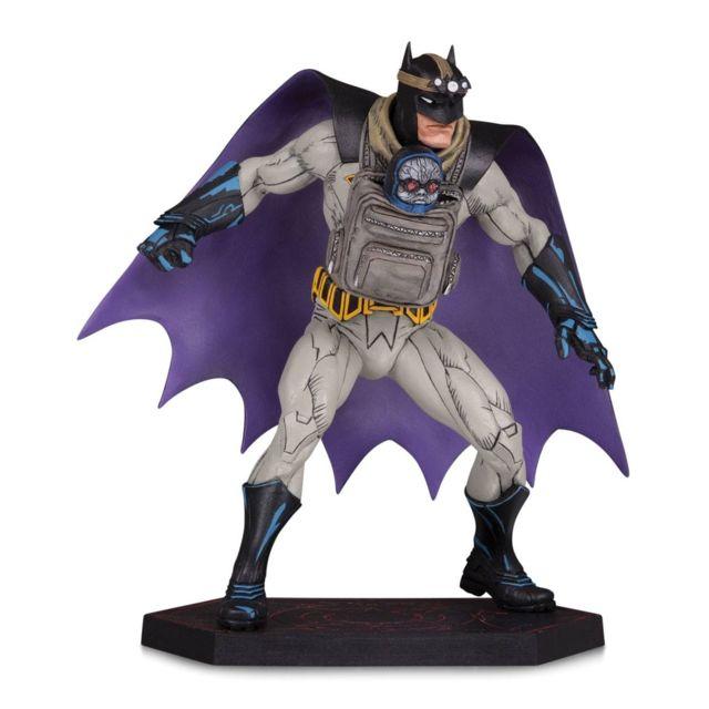Dc Collectibles Dc Comics - Statuette Batman Dark Nights: Metal avec Darkseid Baby 15 cm