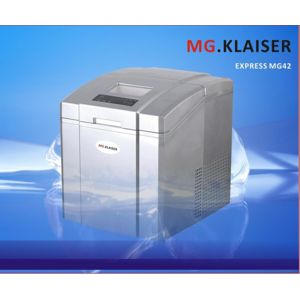 Klaiser machine a glacons professionnel express ice kube mg42 18 kg jour pas cher achat - Machine a glacon kube ...