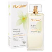 Florame - Eau de toilette Verveine Pétillante Bio - 100 ml