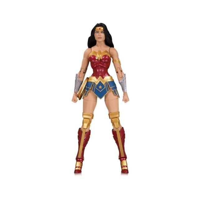 Dc Collectibles Dc Essentials - Figurine Wonder Woman 17 cm