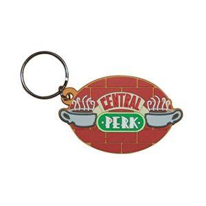 Pw International - Friends porte-clés caoutchouc Central Perk 6 cm