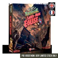 Devil Pig Games - Jeux de société - Heroes Of Normandie - Sainte-Mere Eglise Scenario Pack