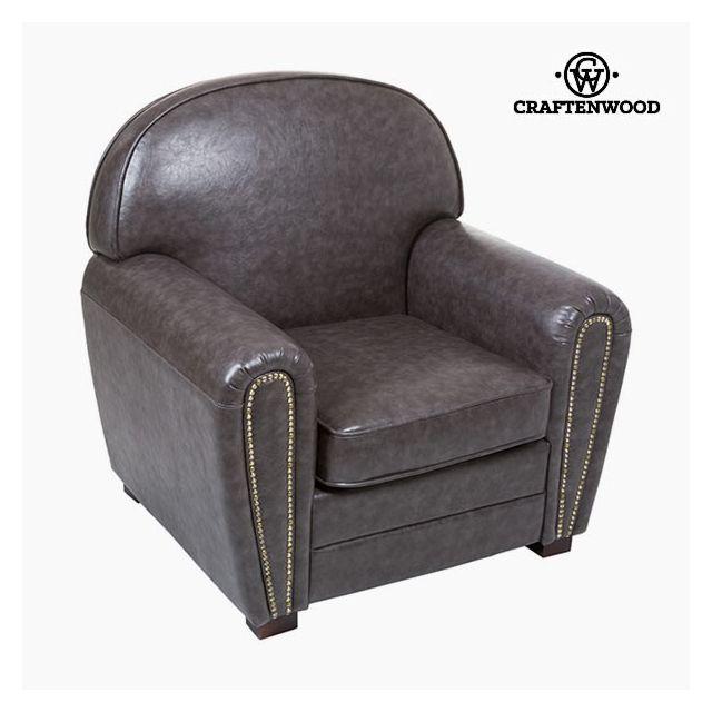 marque generique fauteuil en cuir synth tique. Black Bedroom Furniture Sets. Home Design Ideas