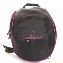 Bagster - sac à dos moto Lady pour Casque noir rose Xsd156