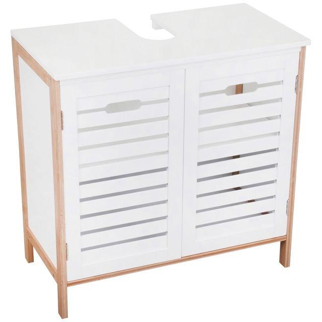 accessoire salle bains bois. Black Bedroom Furniture Sets. Home Design Ideas