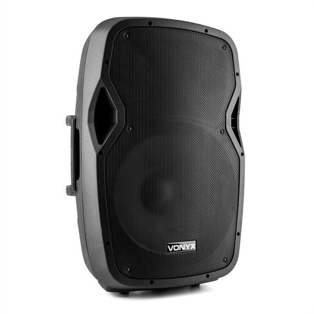 VONYX AP1500ABT MP3 Enceinte active Hi-End 600W 15