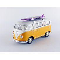 Welly - Volkswagen Combi T1 Bus - Surfboard - 1963 - 1/24 - 22095SBY