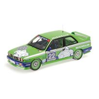 Minichamps - 180882022 - Bmw M3 Alpina - Double Winner Hockenheim 1988 - ÉCHELLE - 1/18
