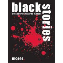 moses. - Verlag - 212 - Jeux De SociÉTÉ Allemand - Black Stories 1