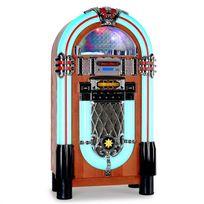 AUNA - Graceland-XXL Jukebox USB SD AUX CD FM/AM