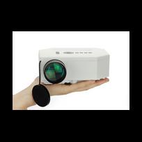 Auto-hightech - Mini Projecteur Led Image Lcd, lampe Led, 150 Lumens, Port Hdmi, 1080p