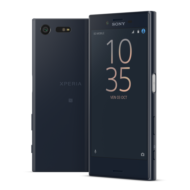 SONY - Xperia X Compact - Noir
