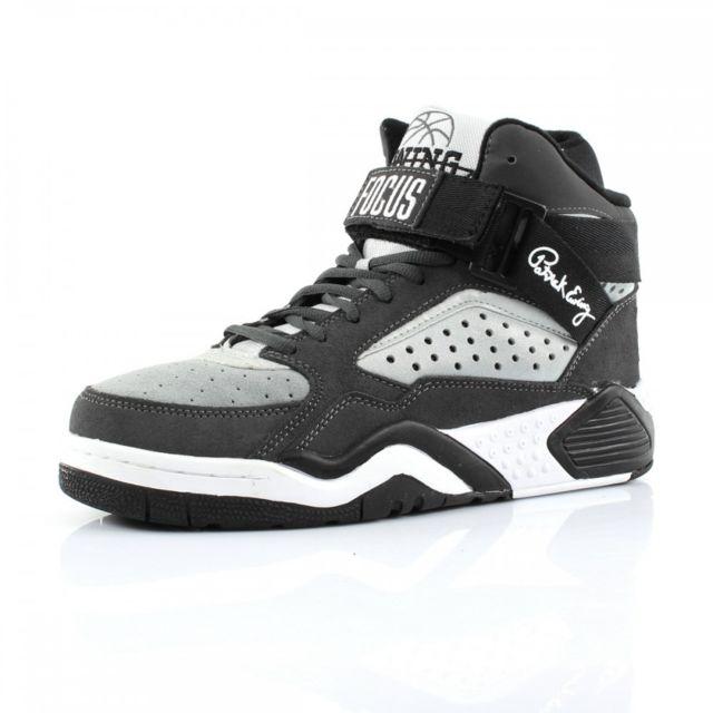9689eb0ccfa Ewing Athletics - Chaussures de Basketball Ewing Focus Noir - 42 1 2 ...
