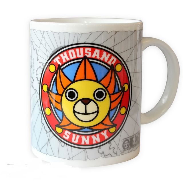 One Piece Mug Thousand Sunny 320 ml