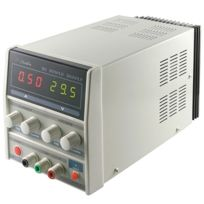 Goobay - Stabilized Laboratory Supply Unit Up To 3 Ampere With Led Display