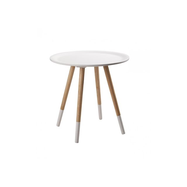 Zuiver Table basse design scandinave Two Tone - deco