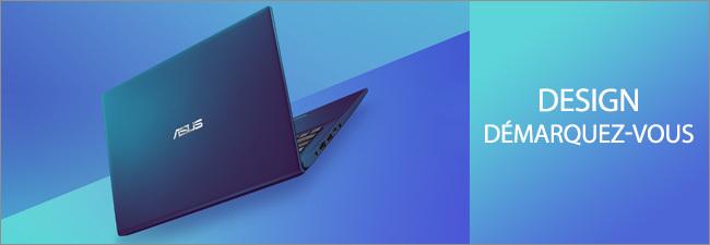 Asus VivoBook - Design