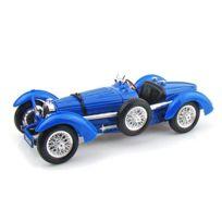 Bburago - Modèle réduit - Bugatti type 59 1934 Collection Gold - Echelle 1/18 : Bleu